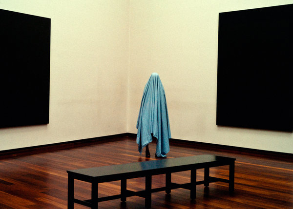 Beyond the Vanishing Point - Phantoms - GHOST_ROTHKO